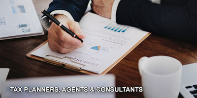 Income Tax Return, Tax Planners, Tax Agent & Consultant Services in Bangalore India