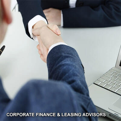 Corporate & Business Finance, Investment & Leasing Consultants in Bangalore India