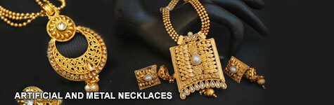 Artificial and Metal Necklaces Suppliers in Bangalore India