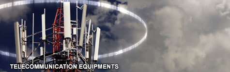 Antenna, Transmitter, Broadband and Telecom Devices Suppliers in Bangalore India