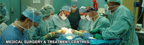 Medical Surgery, Cosmetic Surgery, Laser Skin Treatment and Disease Treatment Centres in Bangalore India