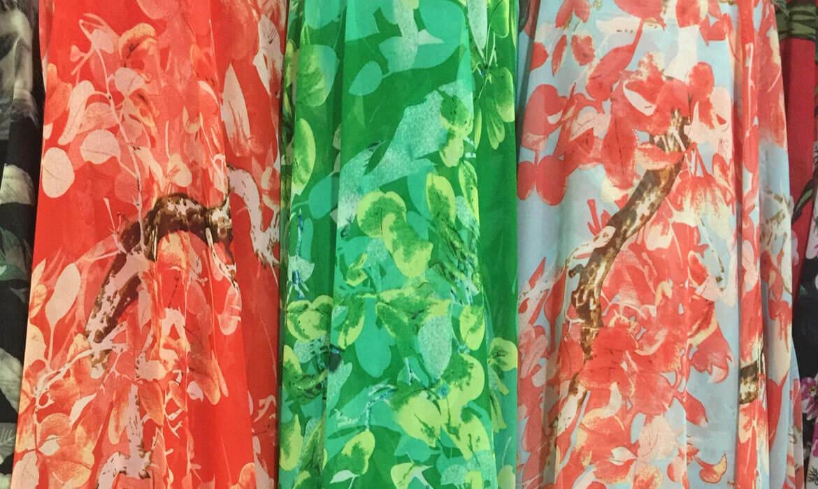 Apparel Fabrics & Dress Materials Manufacturer and supplier in Bangalore