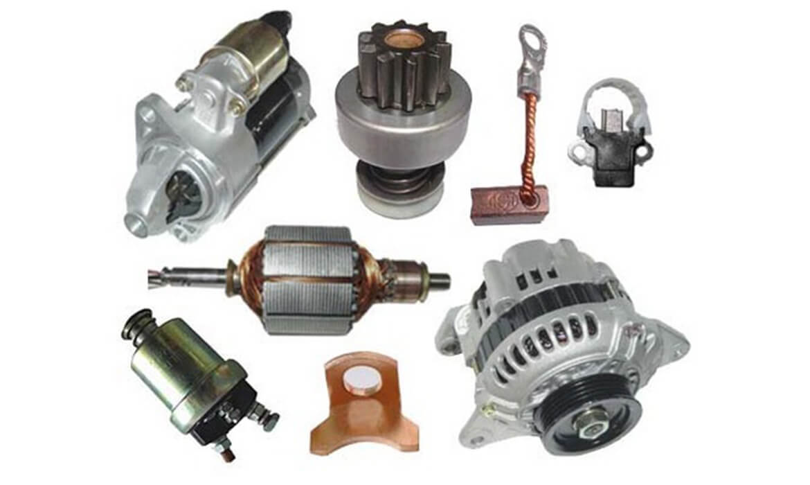 Automobile Electrical Components Manufacturer and supplier in Bangalore