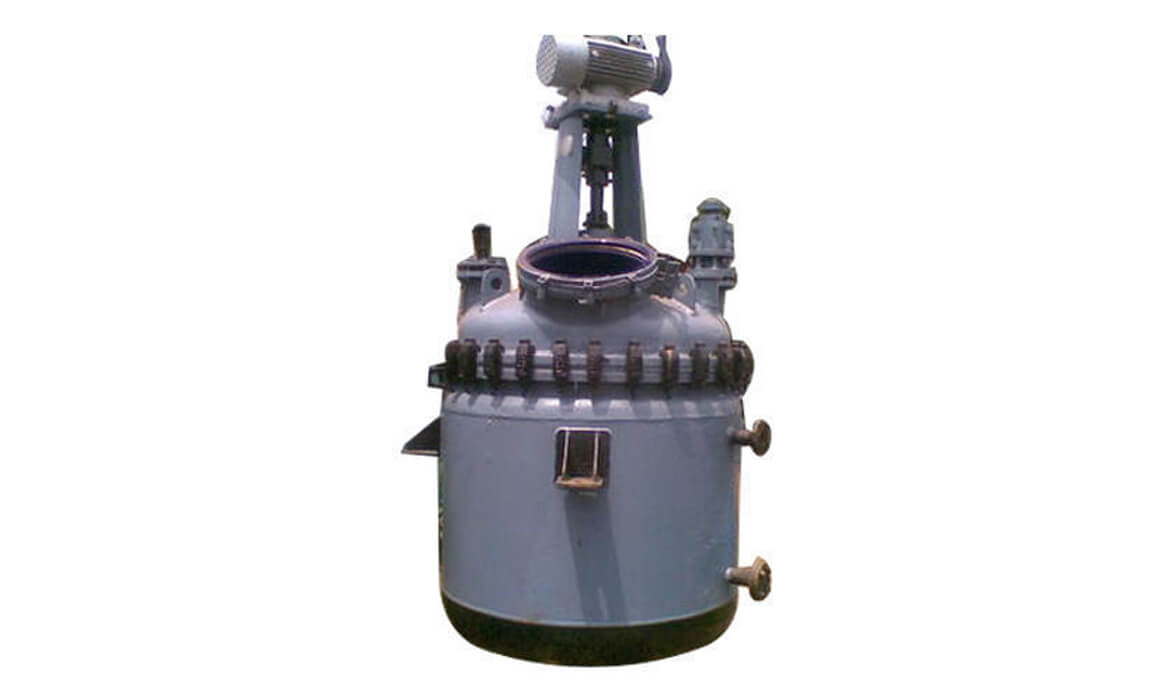 Chemical Reactors and Process Tanks manufacturer and supplier in bangalore