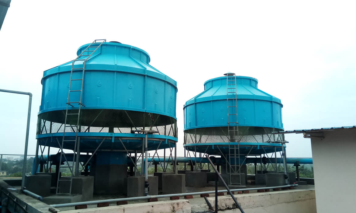 Cooling Tower, Heat Exchanger, Parts manufacturer and supplier in bangalore