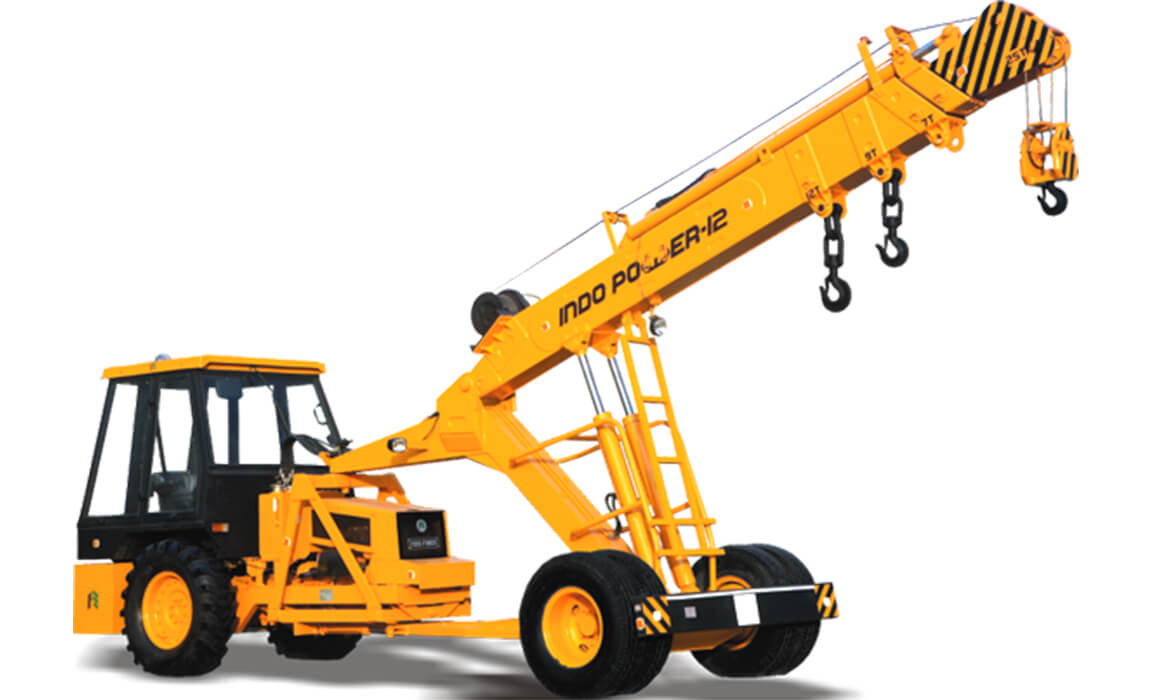 Cranes, Forklift & Lifting Machines Manufacturer and supplier in Bangalore