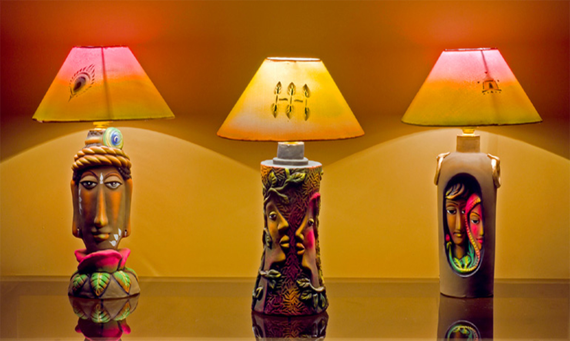 Decorative Light, Lamp & Lamp Shades in Bangalore
