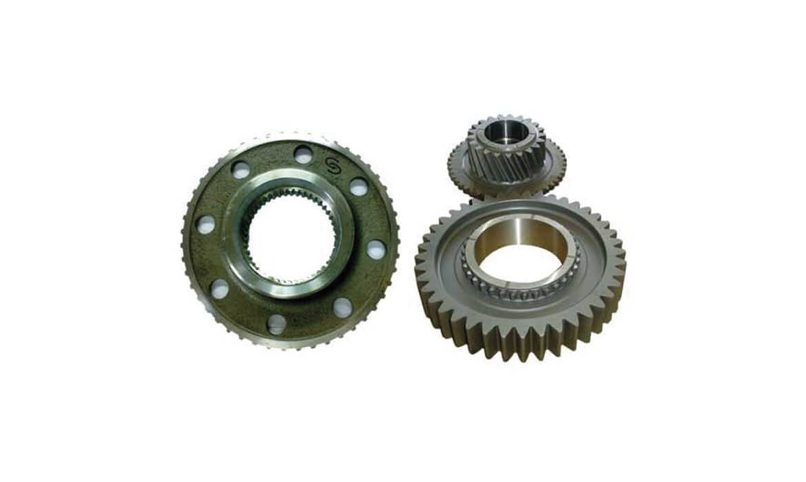 Gearbox, Axle, Sprocket & Gear Parts manufacturer and supplier in Bangalore