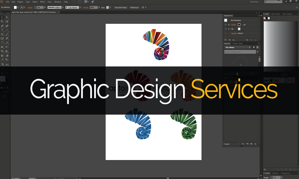 Graphic Design & Animation Services manufacturer and supplier in Bangalore