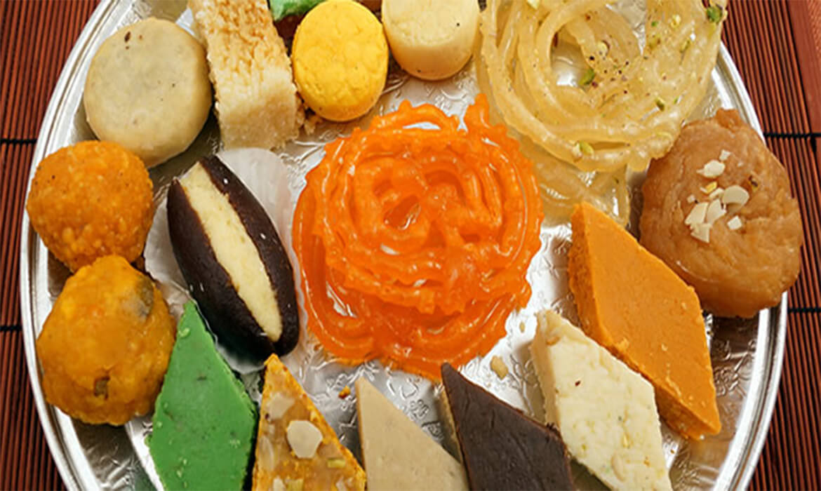Indian Sweets & Desserts Manufacturer and Supplier in Bangalore