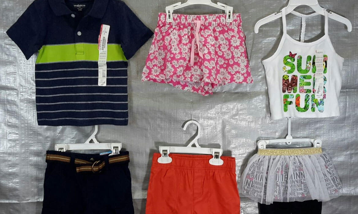Infant & Toddlers Clothing Manufacturer and supplier in Bangalore