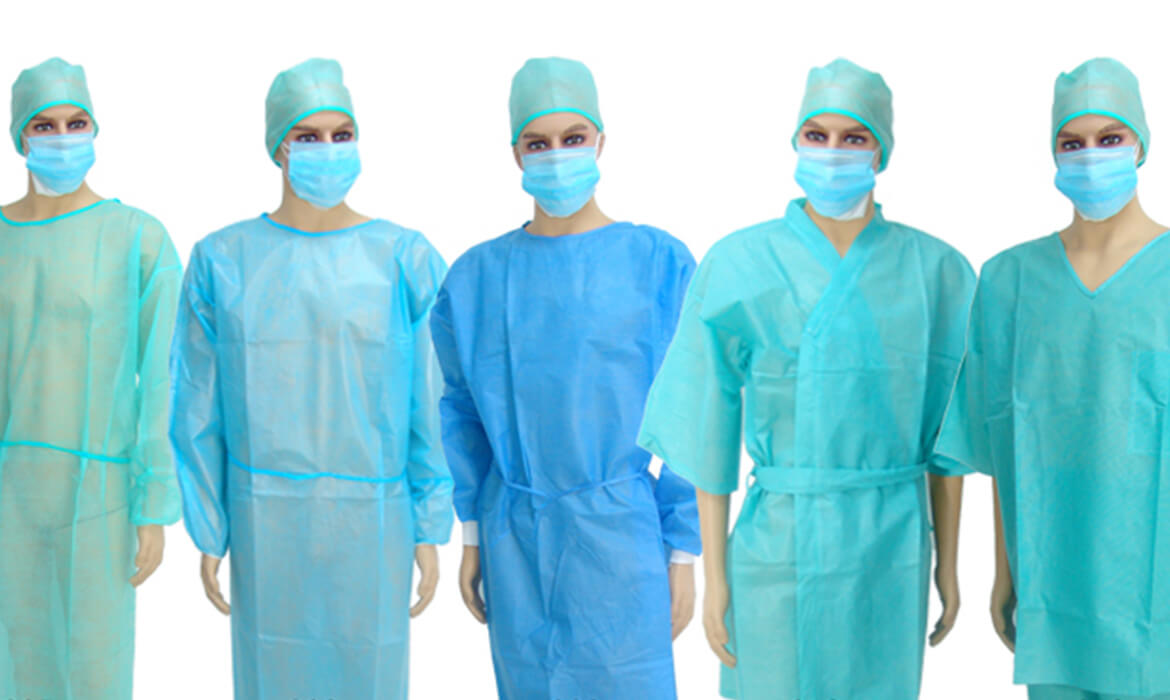Medical & Surgical Clothing Manufacturer and supplier in bangalore