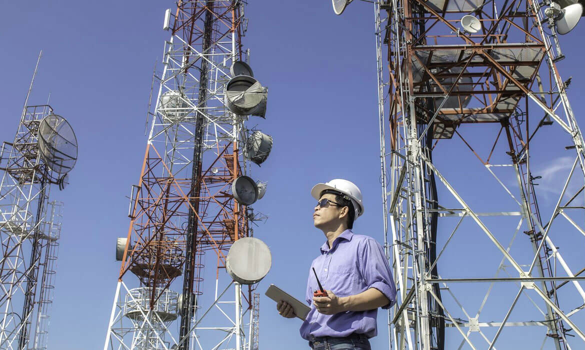 Telecom Services, Engg & Maintenance Manufacturer and supplier in Bangalore