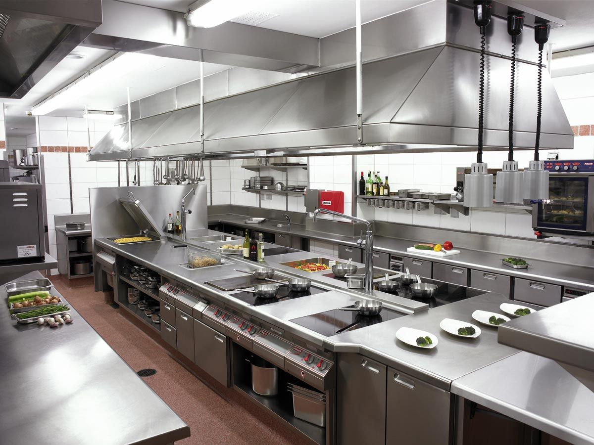 Commercial Kitchen Equipments manufacturer in Bangalore
