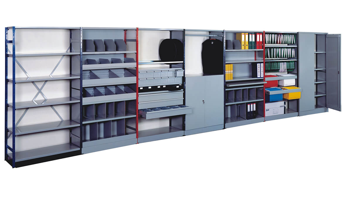 Industrial Racks & Storage System manufacturer and supplier in Bangalore