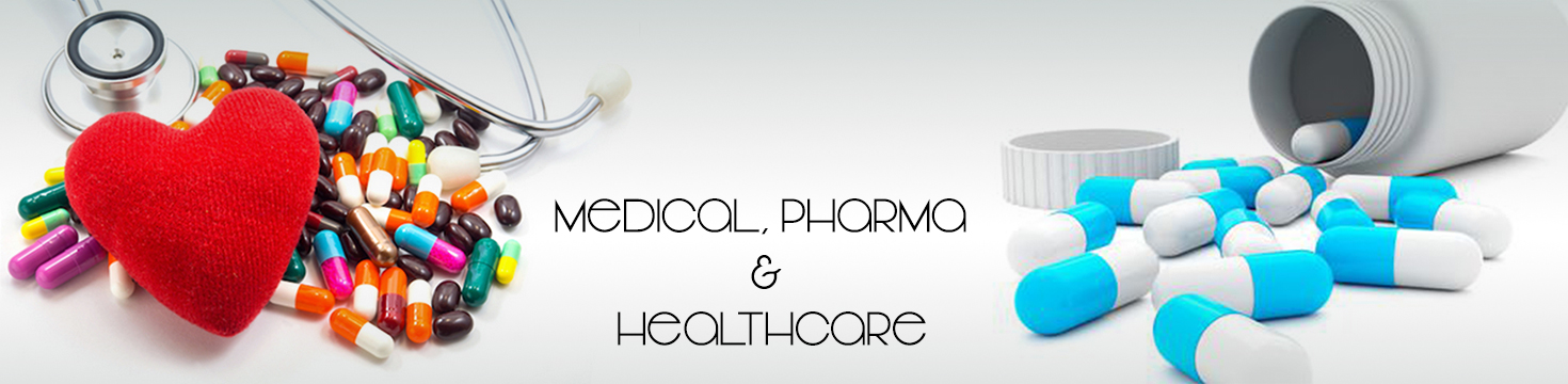 Medical, Pharma & Healthcare