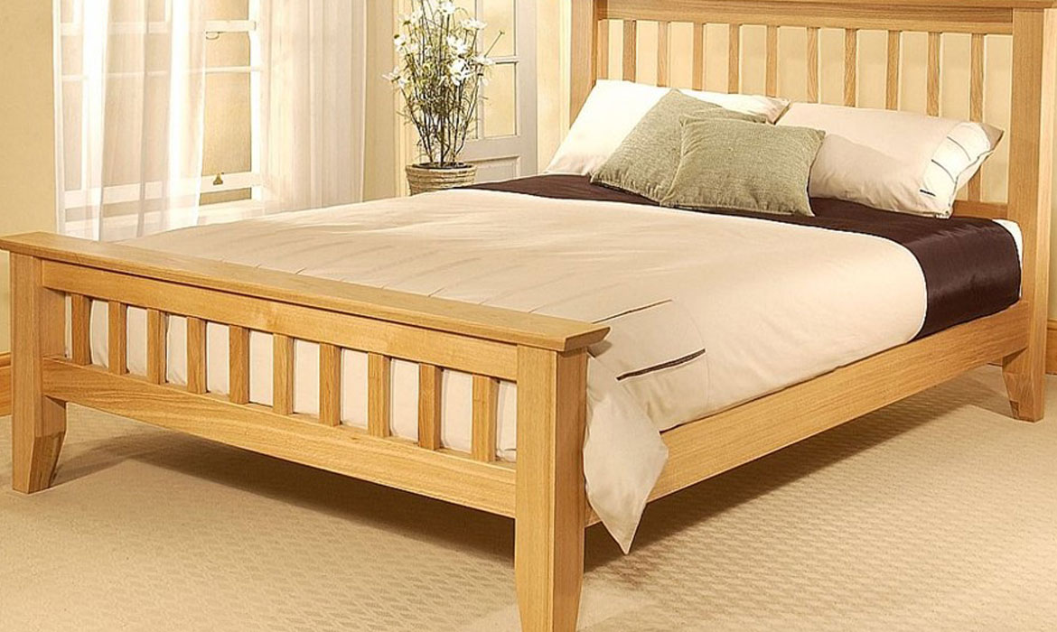 Wooden Double Bed - Wooden Full Size Bed Latest Price, Manufacturers & Suppliers - DigitalB2BTrade