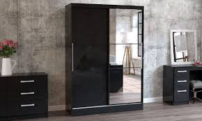 Leading Manufacture and supplier of 2 Door Sliding Wardrobe in Bangalore