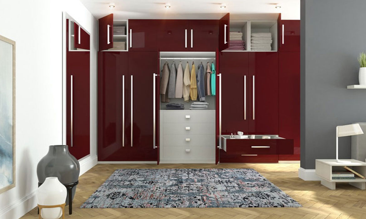 Leading Manufacture and supplier of Swing  Wardrobe in Bangalore
