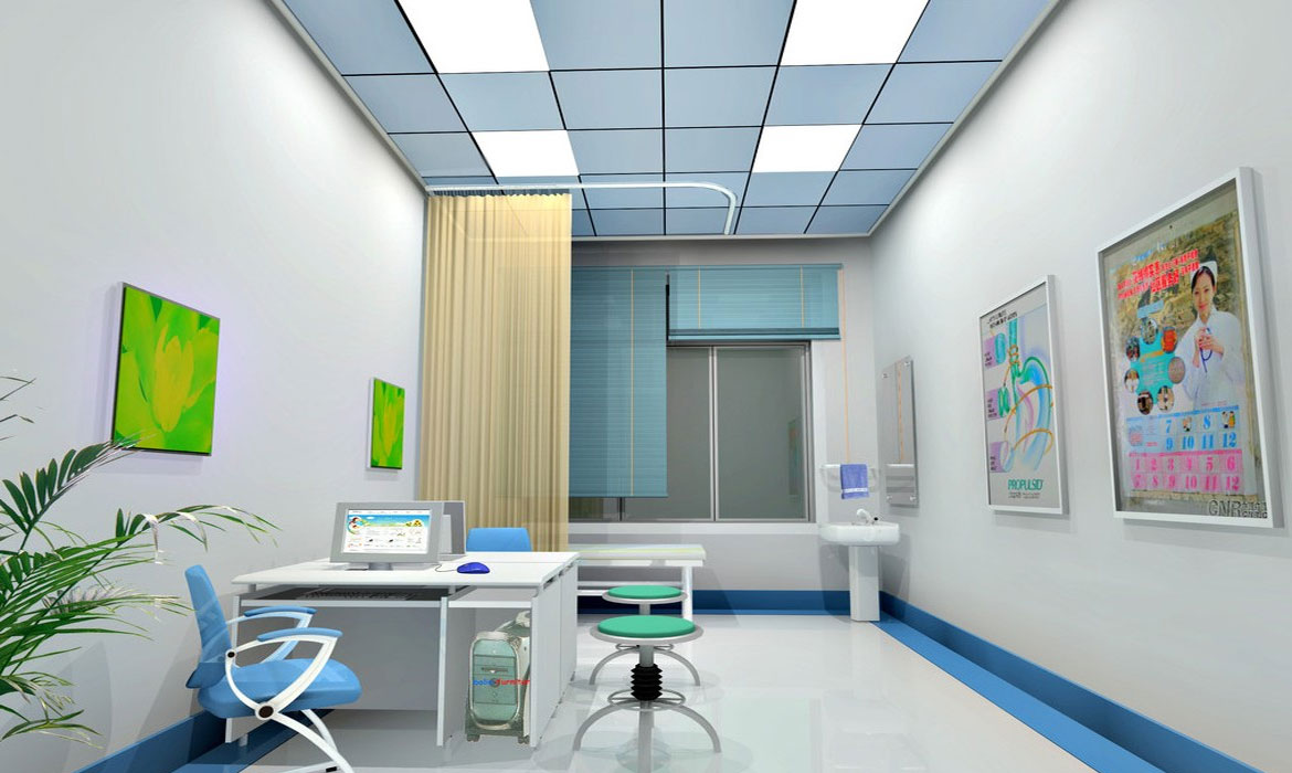Leading Manufacture And Supplier Of Hospital Interior in Bangalore