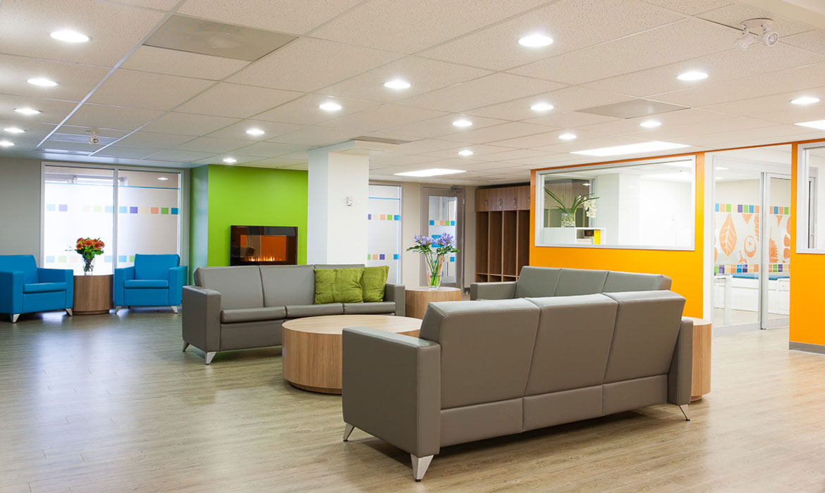 Leading Manufacture And Supplier Of Institutional Interior in Bangalore