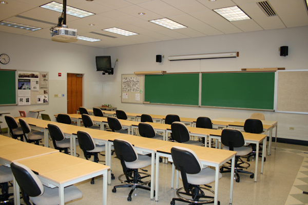 Best Classroom Facility in Bangalore