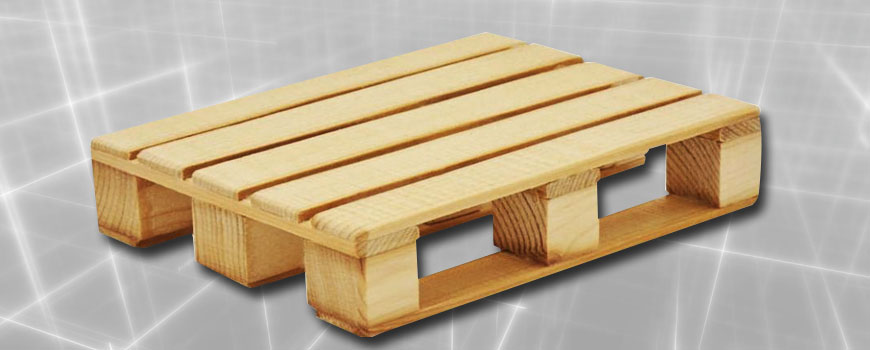 Our plywood boxes and wooden pallets are available in different sizes and shapes according to customer drawings.