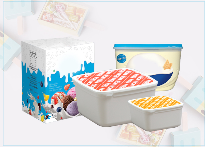 We are engaged in providing a wide range of Ice Cream Packaging Box